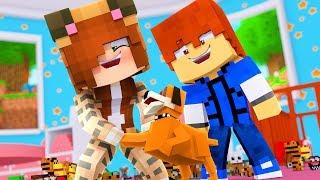 Minecraft Daycare - NEW PUPPY !? (Minecraft Roleplay)