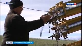 На Ставрополье нужно усилить защиту от града