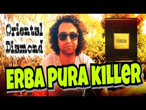 ERBA PURA KILLER ORIENTAL DIAMOND BY THE GATE FRAGRANCES REVIEW