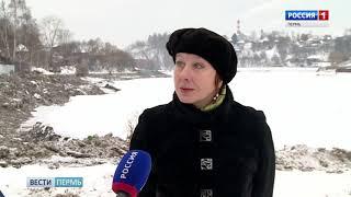 Со дна Мотовилихинского пруда вывезут 40 тысяч кубометров ила