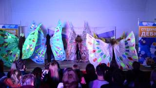 2016 год Оригинальный жанр «Butterfly»