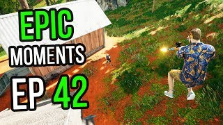 PUBG: Epic & Lucky Moments Ep. 42