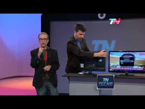 TN Tecno 308-2 Televisores 24' Samsung y LG | Pokken Tournament
