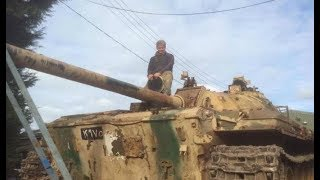 Man Buys Tank Off Ebay. Could Not Believe What He Finds Inside
