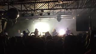 "Every time I Die ""Roman Holiday"" live 11/27/18"