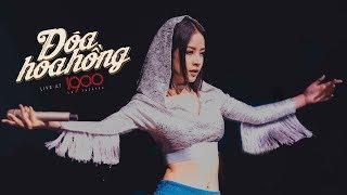 Chi Pu | ĐOÁ HOA HỒNG (QUEEN) - Live at 1900 Ha Noi x Masew