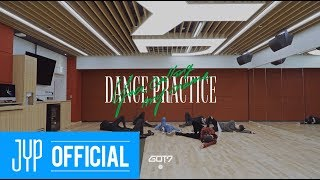 "GOT7 ""니가 부르는 나의 이름(You Calling My Name)"" Dance Practice"