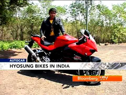 2011 Hyosung ST7 Cruiser & GT650R | Comprehensive Review | Autocar India
