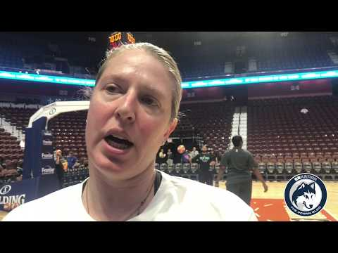 New York Liberty Head Coach Katie Smith Interview - 7/11/18