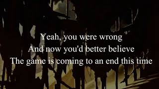 Disturbed - Never Wrong Lyrics