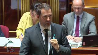 Questions d'Actualité au Gouvernement : j'ai interpelé Christophe Castaner sur la situation