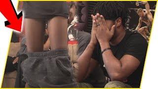 DID HE REALLY EXPOSE HIS DINGALING!?! - NBA 2K18 Blacktop Gameplay