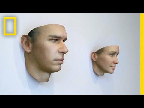 Artist Makes 3-D Portraits From DNA Found on Gum, Cigarette Butts, and Fingernails | Short Film thumbnail