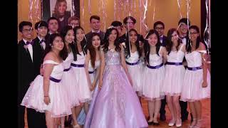 Kayla's Cotillion Waltz 18th Birthday Debut 2017- I Will- A Married Life- Can't Help Falling In Love