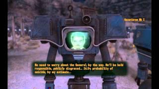 Fallout New Vegas - Mr. House ending HD