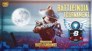 🔴BATTLE INDIA🔴|| DAILY FREE MATCH @8PM SPONSOR BY VLT SENTINEL || PUBG MOBILE LIVE TOURNAMENT