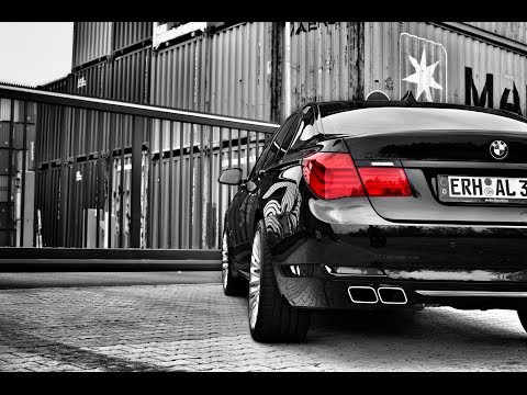 BMW 7 Series F01 G-Power | Breyton Wheels | Shadow Black Line | 760i Exhaust