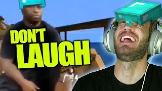 You Laugh You Lose (Minecraft Edition)