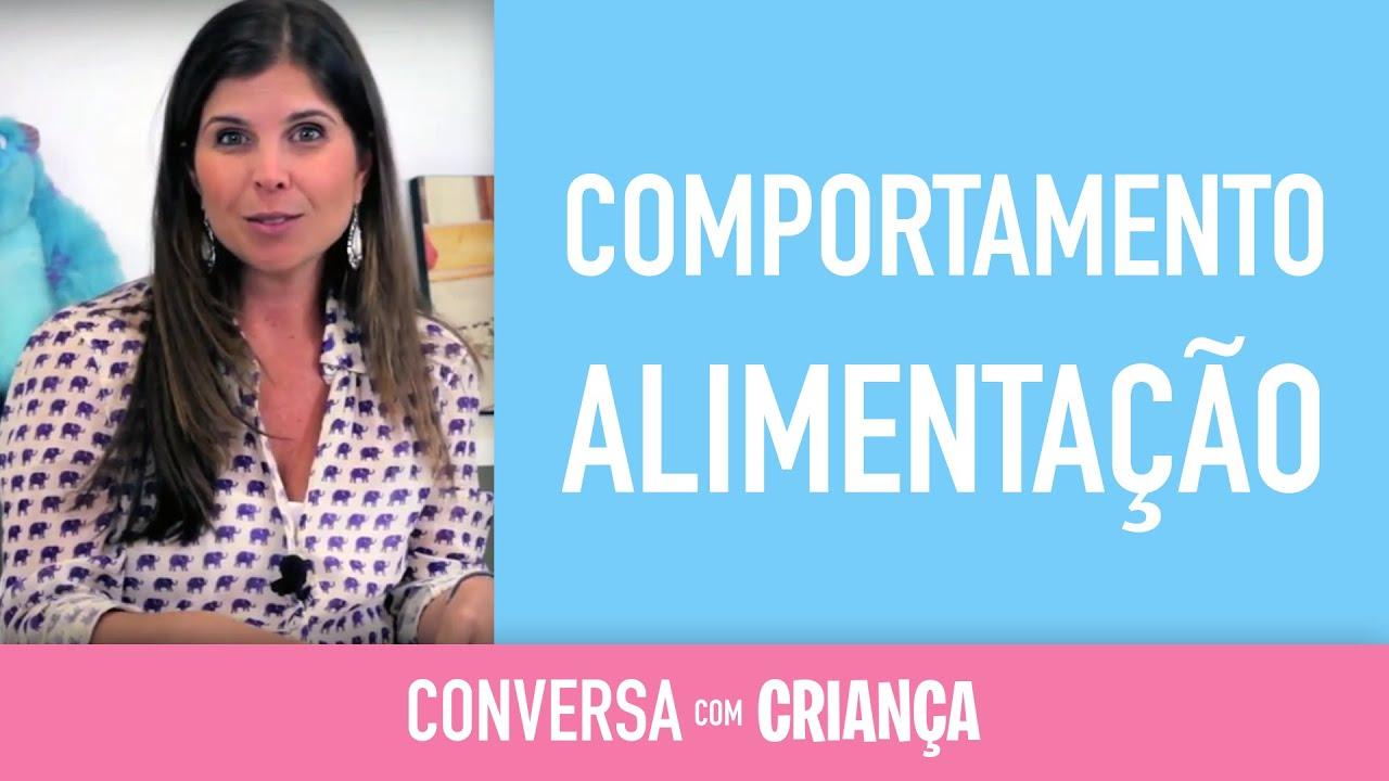 Comportamento e alimentação infantil | Psicóloga Infantil Daniella Freixo de Faria