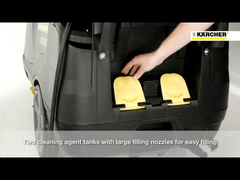Kärcher Hot Water High-Pressure Cleaner - HDS-E 8/16-4 M (HDS Special Class)