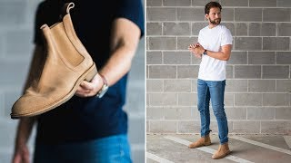 How To Style Chelsea Boots With Jeans!