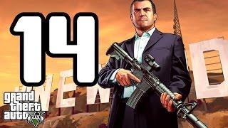 ► GTA 5 | #14 | Poměřování čuráků! | CZ Lets Play / Gameplay [1080p] [PC]