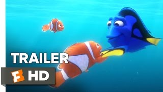 Finding Dory - Official Trailer #1 (2016)
