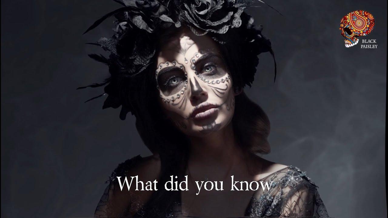 BLACK PAISLEY - Woman I know