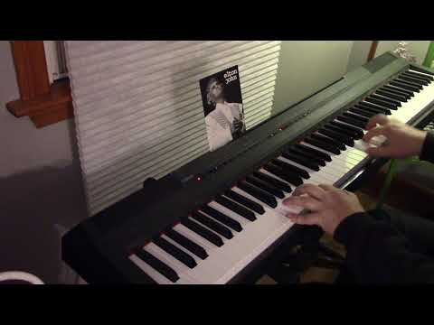 Mellow (Elton John) piano cover by Manny Sousa