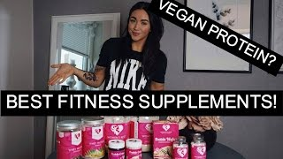 THE BEST FITNESS SUPPLEMENTS - WHAT AND WHEN | WHEY PROTEIN, BCAA, VEGAN, VITAMINS, SLIM AND MORE