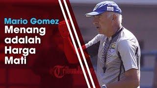 Mario Gomez: Kami Harus Menang Laga Kontra PSMS Medan