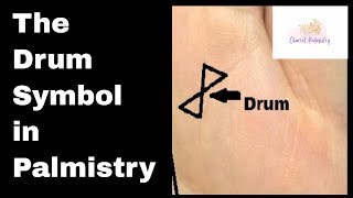 Indian Palmistry Symbols: The Drum Sign And Spiritual Growth