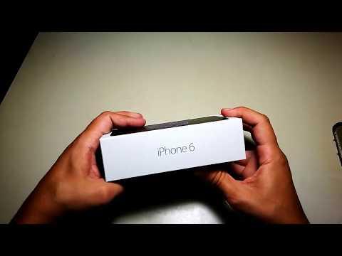 IPhone 6 32GB Unboxing