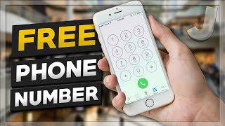 How to get free phone number