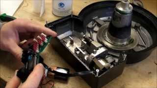 (#0115) Celestron Telescope Clock Drive Repair (sort of)