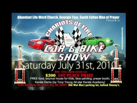 2010 car show commercial ...july 31st 2010