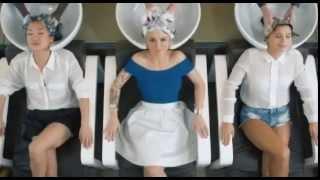 Alizée - Blonde (clip officiel)