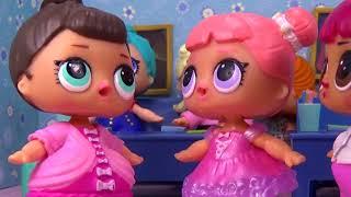 Куклы ЛОЛ LOL МОДА В ШКОЛЕ Мультики для детей #Сюрпризы #Игрушки видео для детей