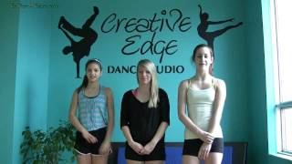 Adele Set Fire to the Rain Dance Lesson -Contemporary Combo
