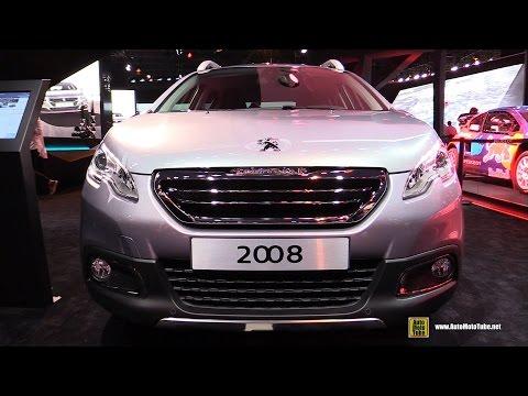 2015 Peugeot 2008 Crossway 1.6 Diesel - Exterior Walkaround - 2014 Paris Auto Show