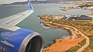 Jet2 Boeing 737-36N | Leeds Bradford to Palma Mallorca *Full Flight*