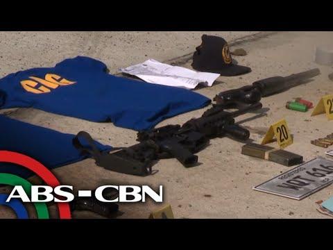 2 'kidnapper na naka-police uniform' patay sa engkuwentro | TV Patrol