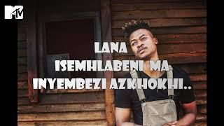 Mlindo The Vocalist Feat. Sjava   Egoli (Official Lyrics)