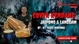 Gubuk Asmoro New Karya Putra Jaipong Langgam Cover By Ky Mbendil Yogik