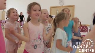 Dance Summer Camps in Reigate
