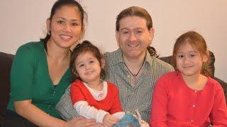 Gia đình ThyThy & LyLy/ Papi 2 Bé Tập đọc Tiếng Việt (hôm Live Stream Trên FB)
