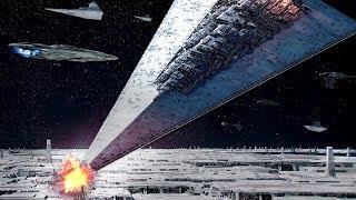 Star Wars Battlefront 2 All Capital Ship Battles & Explosions (ALL ERAS)