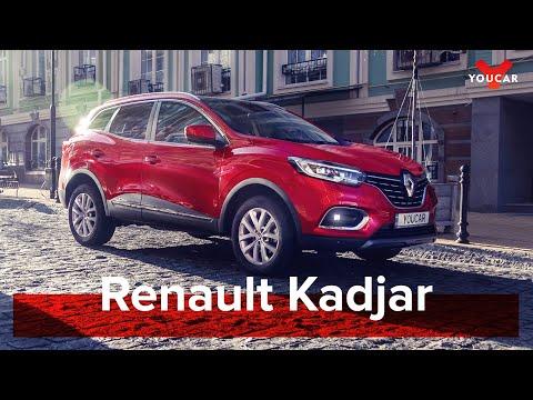 Renault KADJAR 1,2 TCe 7-EDC 2019: АнтиСкептик. Тест-Драйв и Обзор