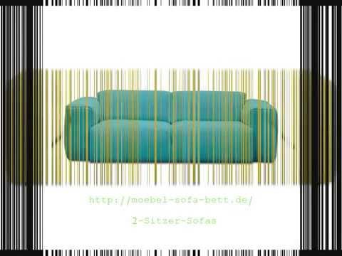 2 Sitzer Sofas