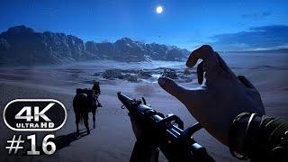 Battlefield 1 4K Gameplay Walkthrough Part 16 - BF1 Campaign 4K 60fps